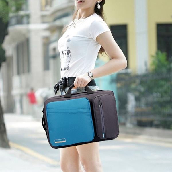 Balo laptop Socko SH-668 đen chính hãng 15