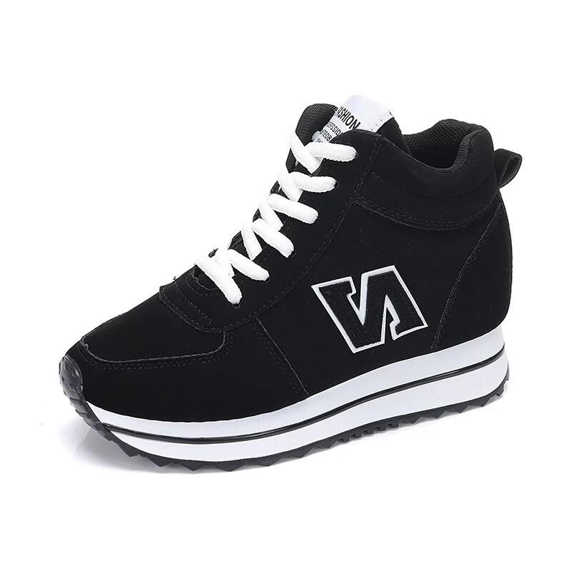 Giày Độn Nữ 7 cm Đẹp - NU08 6