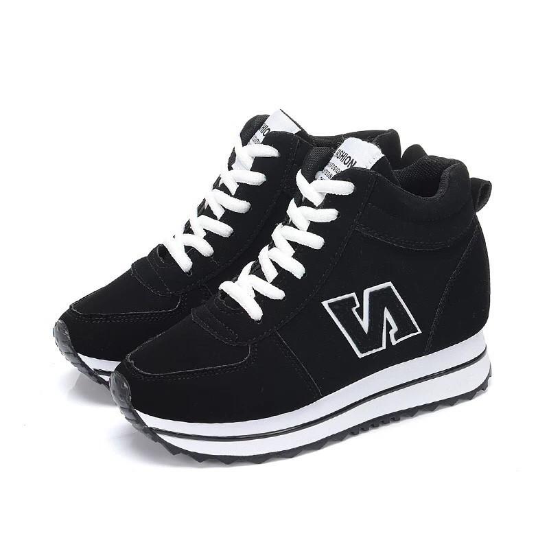 Giày Độn Nữ 7 cm Đẹp - NU08 8