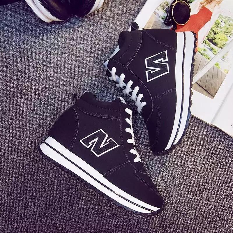 Giày Độn Nữ 7 cm Đẹp - NU08 10