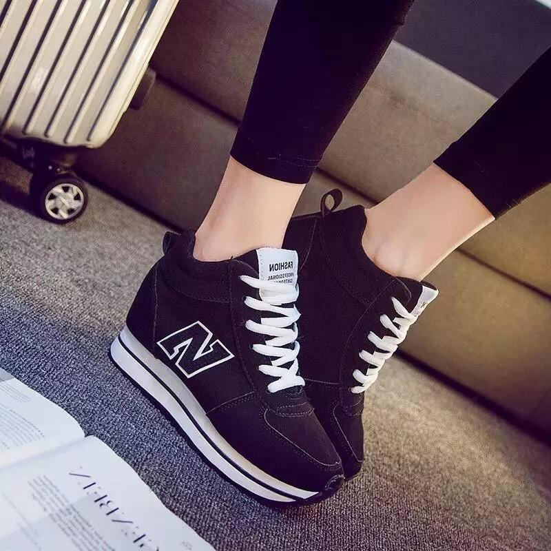 Giày Độn Nữ 7 cm Đẹp - NU08 11