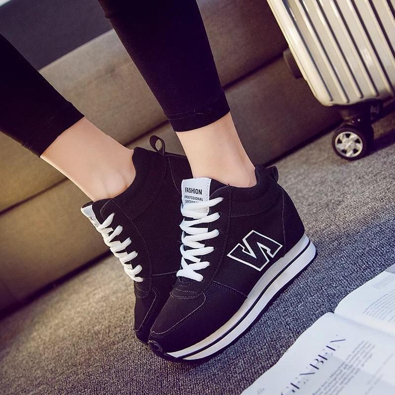 Giày Độn Nữ 7 cm Đẹp - NU08 5