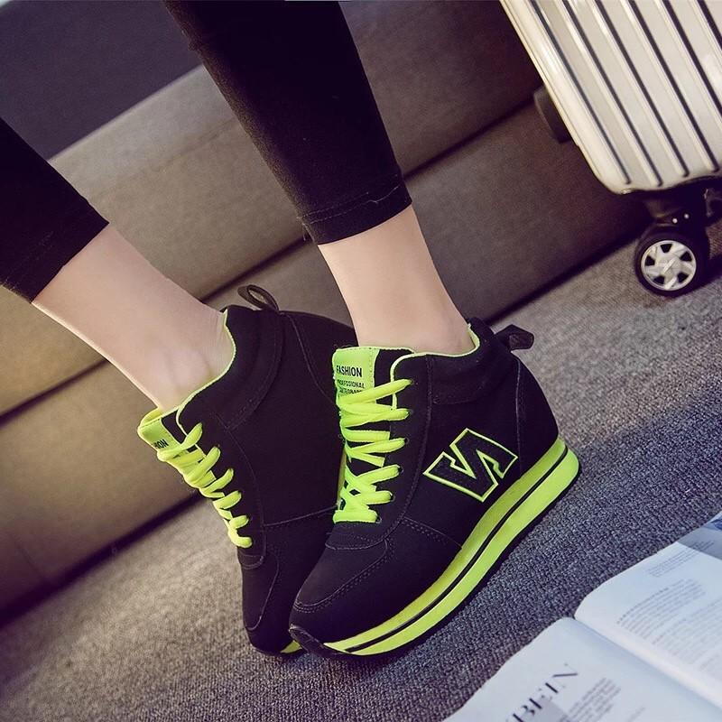 Giày Độn Nữ 7 cm Đẹp - NU08 3