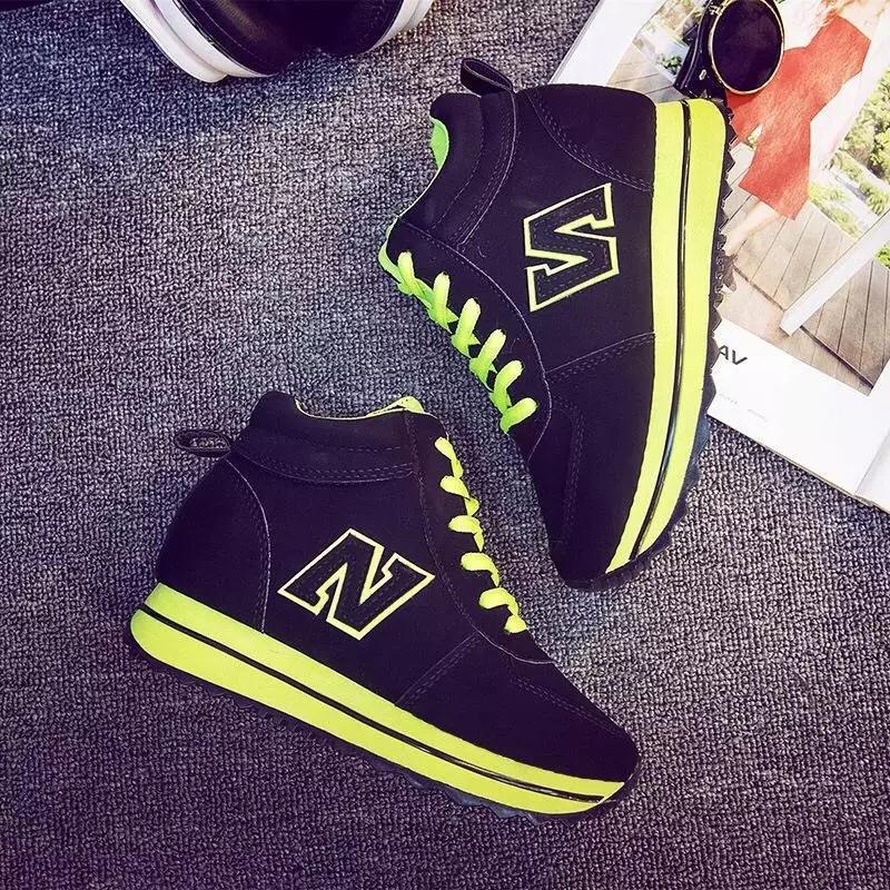 Giày Độn Nữ 7 cm Đẹp - NU08 9
