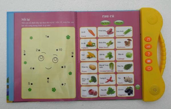 Sách điện tử Song Ngữ ANh Việt,học tiếng anh cho bé 13
