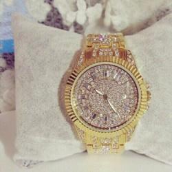 Đồng hồ nữ đính hạt thời trang