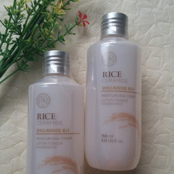 Nước hoa hồng gạo Rice Ceramide – The FaceShop
