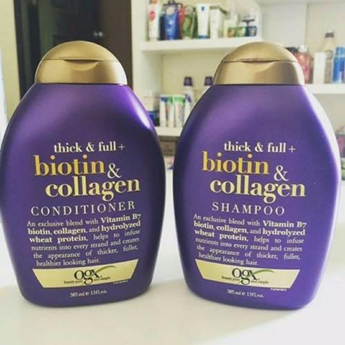 trọn bộ dầu gội xả chống rụng và kích thích mọc tóc Thick-Full  Biotin - 4171973 , 4999376 , 15_4999376 , 560000 , tron-bo-dau-goi-xa-chong-rung-va-kich-thich-moc-toc-Thick-Full-Biotin-15_4999376 , sendo.vn , trọn bộ dầu gội xả chống rụng và kích thích mọc tóc Thick-Full  Biotin