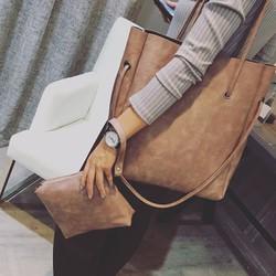 Túi xách bộ 2 cái thời thượng cho quý cô