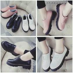 Giày oxford nữ năng động