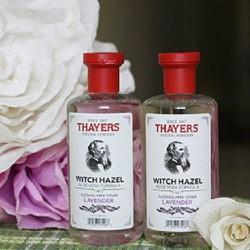 Nước hoa hồng Thayers Natural Alcohol free Toner