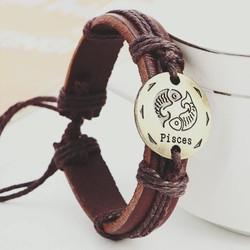 Vòng tay handmade - Cung hoàng đạo Song Ngư