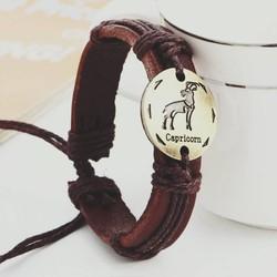 Vòng tay handmade - Cung hoàng đạo Ma Kết