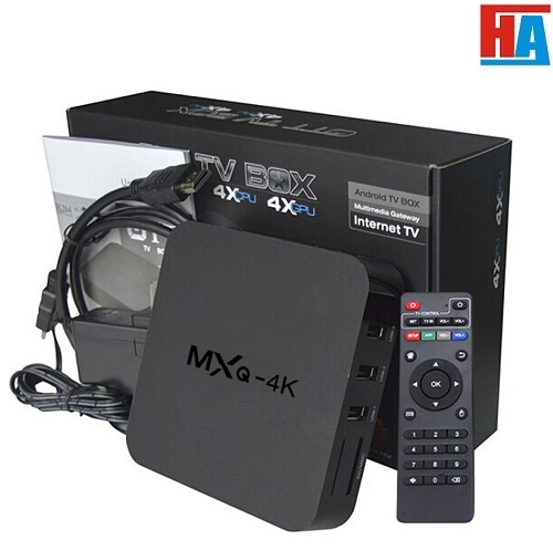 Android TV Box MXQ-4K 1