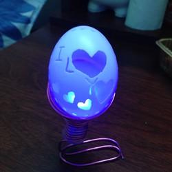 trứng khắc