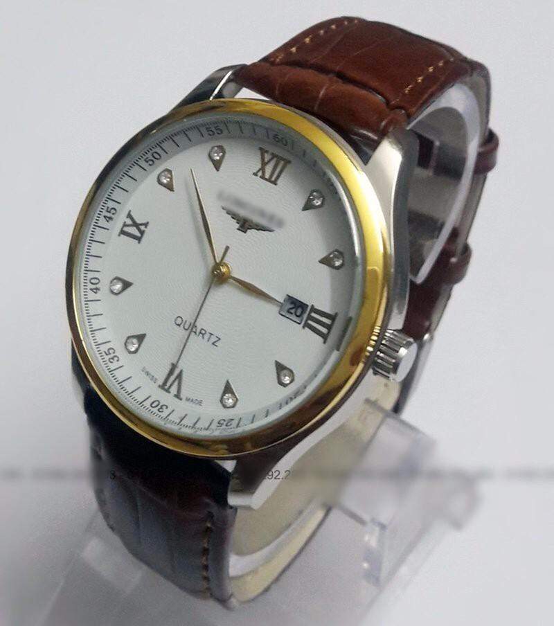 đồng hồ kim chống nước kính tinh thể saphire mã LGS01 7