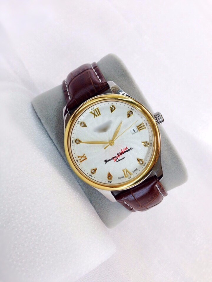 đồng hồ kim chống nước kính tinh thể saphire mã LGS01 6