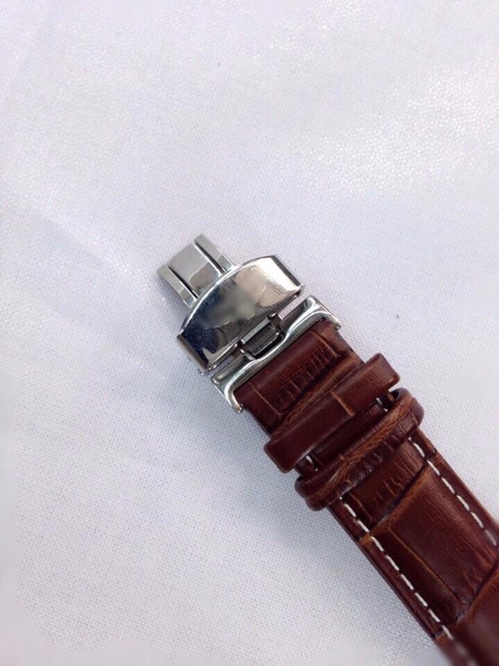 đồng hồ kim chống nước kính tinh thể saphire mã LGS01 5
