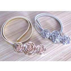 Thắt lưng nữ hình 3 hoa hồng