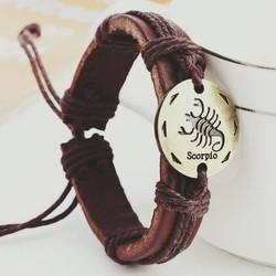 Vòng tay handmade - Cung hoàng đạo Bọ Cạp
