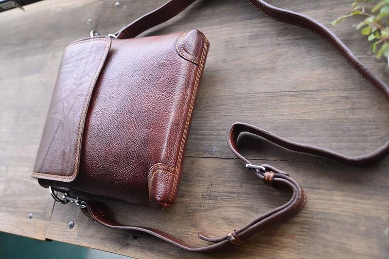Túi iPad Da Bò Cao Cấp SIP028 2