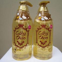 Sữa tắm dưỡng trắng Cathy Choo 24K Active Gold