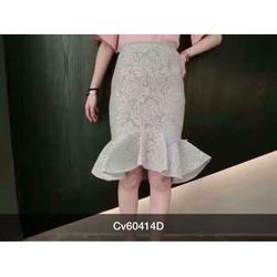 Chân váy đuôi cá hàng QC