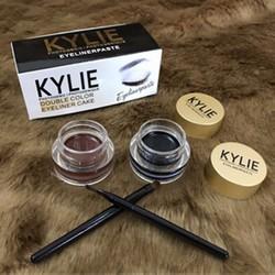 [KMS] Gel Kẻ Mắt Kyliee Cặp Đen Nâu Sắc Sảo