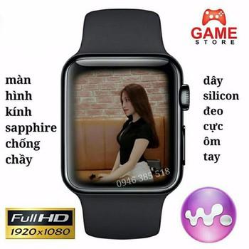 Đồng hồ điện thoại SONY. hình ảnh siêu nét mã W-Z2