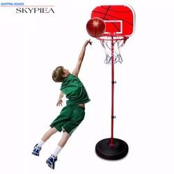 Đồ chơi bóng rổ gia đình thân sắt