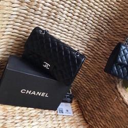 Túi xách CHA-NEL Classic Super Flap 25cm