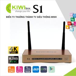 Tivi box KIWI S1 chính hãng