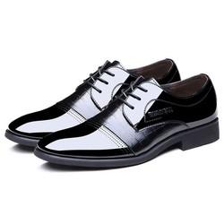 Giày tây nam công sở da thật Lancaster 9905
