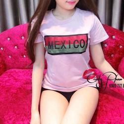 Áo Thun Nữ MEXICO