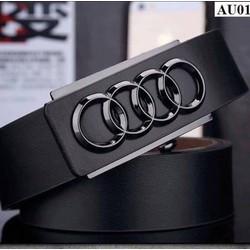 Dây nịt da Audi cao cấp