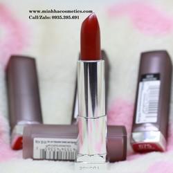 Son Maybelline Creamy Matte Đỏ Ruby 691