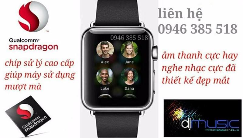 Đồng hồ điện thoại SONY. hình ảnh siêu nét mã W-Z2 3