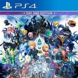 Đĩa game World of Final Fantasy - Playstation 4