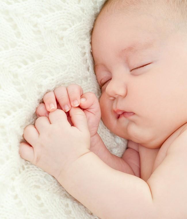 Gối cao su non cho bé 1