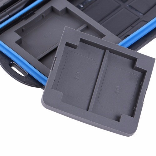 Hộp đựng thẻ nhớ Micro SD và SD có chống sốc 3
