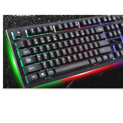 Bàn phím LED giả cơ game chuyên dụng nhiều màu G20 - 4173478 , 5009863 , 15_5009863 , 190000 , Ban-phim-LED-gia-co-game-chuyen-dung-nhieu-mau-G20-15_5009863 , sendo.vn , Bàn phím LED giả cơ game chuyên dụng nhiều màu G20