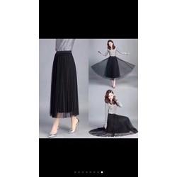 Chân váy công chúa, Phối áo kiểu, áo dài cách tân đều xinh
