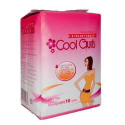 Băng vệ sinh thảo dược Cool Gurls ban đêm 10 miếng