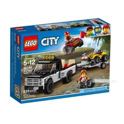 Lego City 60148 - Đội đua xe địa hình
