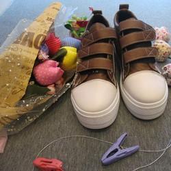 Giày bánh mì nữ