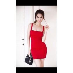 Đầm Ôm Hot girl Cao Cấp Y Hình