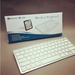 Bàn phím Bluetooth dùng cho điện thoại, máy tính bảng