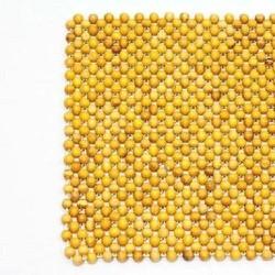 Đệm lót ghế văn phòng hạt gỗ pơ mu 1,5cm Phú Đạt