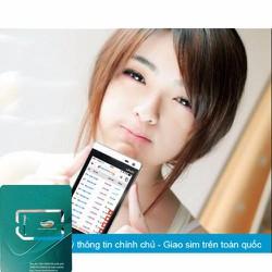 07116 521 444 Sim Số Đẹp Viettel Giá Rẽ Khuyến Mãi Homephone