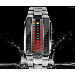 Đồng hồ SKMEI Led Samurai thế hệ mới chống nước SK011